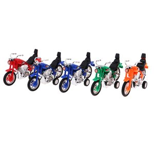 Pull Back Motorcycle Toys, 5-Pack Assorted for Kids & Children Party Favors