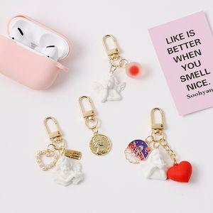ins Fauxpearl shell coin ретро королева золотая монета сумка кулон брелок сумка брелок для ключей