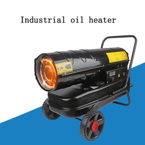 Industrie Oil Fired Luft Motor Diesel Lufterhitzer High Power Gewächshaus Kultur Heizung Hot Oven Trocknung vor Ort