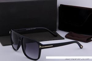 Luxo Top Qualtiy New Fashion 5178 Tom óculos de sol para homem Mulher Erika Eyewear Ford Designer Marca óculos de sol com caixa original tom 66