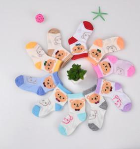 2019 meias outono das crianças bonito respirável quente tubo meias meias dos desenhos animados meias das crianças fabricantes de atacado de algodão socks6677799
