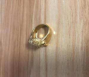 Infinity dell'oro dei monili dell'anello di moda di titanio anello in acciaio inossidabile di alta qualità anelli per gli uomini Drop Shipping