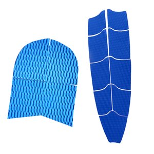 Stand Up Paddleboard Surf 9 Full Deck Grip Mat + 4 Собака Тяговый Pad Tail Pad