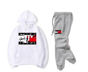 2020 new High Quality Mens Sweatshirts Sweat Suit design Clothing Men's Tracksuits Jackets Sportswear Sets Jogging Suits