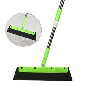 Magic Broom Multi-function Mop Car Silicone Water Wiper Car Scraper Window Brush Window Shovel Removal Cleaner DHL UPS Free Shipping WY642Q