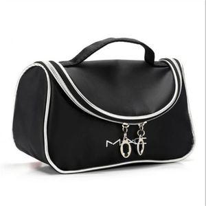 Водонепроницаемая косметичка Travel Beauty Cosmetic Bag Органайзер Чехол Необходимый макияж Косметичка с зеркалом