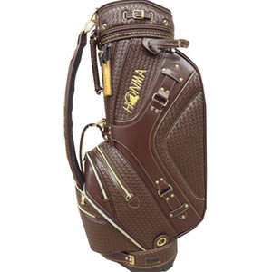 Bolso del carro de los nuevos hombres de la PU Bolsa de golf en la bolsa de golf HONMA Golf Club bola Estándar elección 9,5 pulgadas