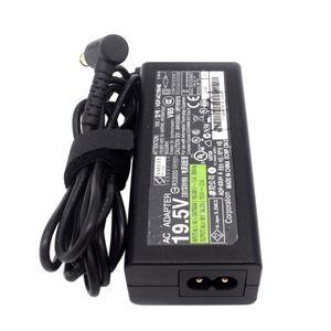 Kullanılan Orijinal AC Adaptör Şarj 19.5V 3.3a 65W için Sony SVF152C1WL SVF152A29L SVF152C29L SVF15215CLW SVF15215CLB SVF152A29U Notebook