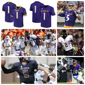 East Carolina Pirates Jerseys Tyler Snead Jersey Mydreon Reben Zech Byrd Damir Faison Jaray Sampson College Football Jerseys Custom genäht