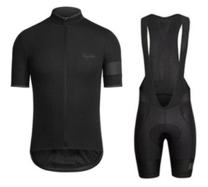 RAPHA Estate Mens Manica Corta Ciclismo jersey Bike wear vestiti bib Set MTB uniforme Pro Abbigliamento Ciclismo Bicicletta Maillot Culotte zefengst