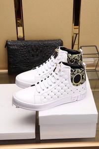 Модные бобовые туфли, золотая нить с вышивкой, модная мужская повседневная обувь, удобная, ленивая обувь, тонкая краска, обувь для вождения m010