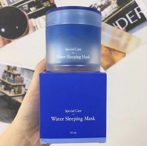 Popolare Hot Laneige Water Sleeping Mask Alta qualità Cura speciale Acqua Sleeping Mask Overnight Skin Care 70ml