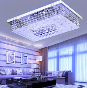 techo del LED iluminación de la lámpara colorido techo 4 color de la lámpara de techo del LED para el dormitorio sala de estar con 220V controler remoto sólo