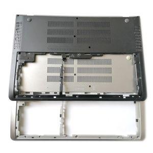 Yeni Lenovo Thinkpad E560P S5 Için Laptop Taban Alt Kabuk LCD Çerçeve Arka Kapak Arka Kapak Gümüş Siyah AM1H6000600 AM1H6000610