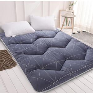 Waschbar Matratze Tatami-Matte Faltmatratze für Schlafzimmer Schlafen auf Bodenmatte Folding Mats New