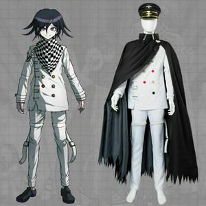 Danganronpa V3: Killing Harmony Ouma Kokichi Uniform Cosplay Outfit