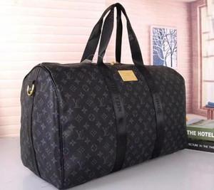 2019 nova moda homens saco mulheres bolsa de viagem mochila, de design da marca bagagem bolsas grande esporte capacidade 55X26X34CM 88658