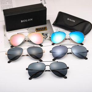 Lunettes de soleil Cadre en alliage polarisants lentille 8058 lunettes de conduite pour Femmes Hommes Lunettes de soleil pour l'anniversaire Chrismas petite amie Nouvel An cadeau