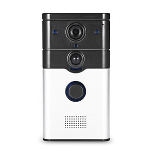 Smart Wireless WiFi Doorbell with 1.0MP 720P Camera P2P Technology