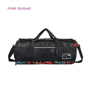 Pink Sugao designer handbags men and women duffel bag handbag designer crossbody bag purses women high quality leather handbags bags
