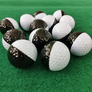 1000pcs lot two piece two layer golf balls range practice free shipping