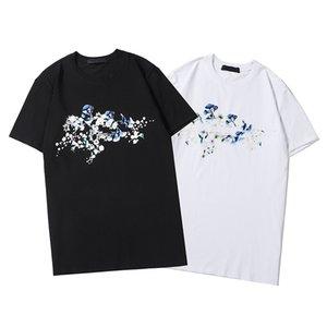 T-shirt novos do desenhista para mulheres dos homens T-shirt 2020 dos homens de Luxo Marca Mulheres T-shirt de alta qualidade Tee o tamanho M-2XL