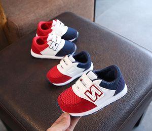 2019 Enfants Chaussures De Basketball Garçons Filles Sneakers Enfants Sportif Jeunesse Baskets Bébé Nouveau B Wearable casual chaussures