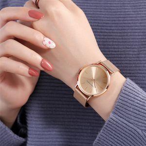 Релох Mujer Hannah Martin DW Стиль Женские часы Top Brand Luxury Rose Gold дамы кварцевые наручные часы Часы Saat Montre Femme