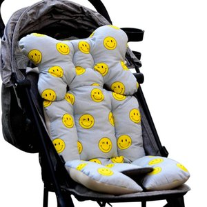 Baby Printed Stroller Pad Seat Warm Cushion Pad mattresses Pillow Cover Child Carriage Cart Thicken Pad Trolley Chair CushionA5