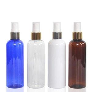 100 ml di Plastica Vuota Bottiglia dello spruzzo di viaggio di trucco Profumo Atomizzatore contenitore versando vaso Spray Bottiglia spray per capelli bottiglia Lx1440