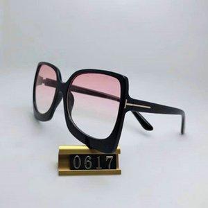 Moda Yeni Marka Güneş Tom Erkekler ve Kadınlar Ford Yuvarlak Tasarımcı Trend Gözlük Retro Kalite 0617 Wayfarer sürücü güneş gözlüğü freeshipping