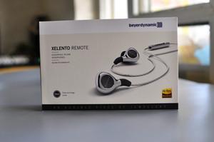سماعات رأس بيرنميك في الأذن XELENTO REMOTE سماعة أذن مع ميكروفون سماعة رأس ماركة Sealed retail box إسقاط
