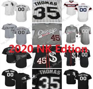 2020 Chicago Luis Robert jersey Keuchel Lucas Giolito Yasmani Grandal Tim Anderson Abreu Eloy Jimenez Michael Kopech Yoan Moncada Jerseys