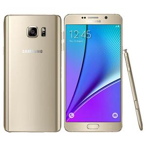 Rinnovato originale Samsung Galaxy Note N9200 5 N920A N920V N920T N920P 5.7 pollici Octa core 4GB di RAM 32GB 16MP ROM 4G LTE telefono DHL 1pcs