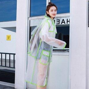 Trasparente non una tantum femminile escursioni yurenmin mantello mantello Yusheng abbigliamento unico lungo impermeabile anti-accademica Yucheng maschio