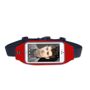 Sports belt running phone pockets Universal dry bag Mobile Phone Cases waterproof pocket for iPhone