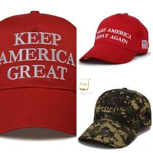 puUoG Sale Keep America Great Hat Donald Trump Hats MAGA Adults HOT Support Sports Baseball Caps Red Trump price