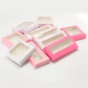 사용자 정의 로고를 가짜 CILS 25mm 밍크 속눈썹 정사각형 종이 케이스 벌크 공급 업체 포장 도매 종이 속눈썹 포장 상자 속눈썹 박스