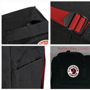 Дизайнер-Фокс студент водонепроницаемый рюкзак мужчины и женщины мода стиль дизайн сумка младшая средняя школа холст рюкзак бренд спортивная сумка