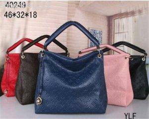 Borse a tracolla di 3TUG delle nuove donne 2019 Shoulder Bag di lusso femminile Messenger Bag Designer Handbag portafoglio di alta qualità Borse FR12