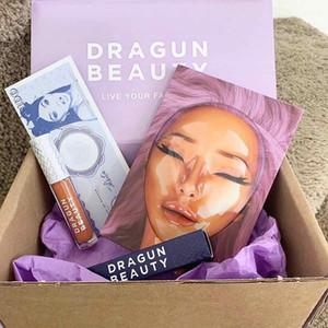 Палитра палитра палиты для красоты Dragun Palette Blushes Bright Bright Face Contours Порошок Highlights 3 в 1