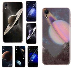Benutzerdefinierte Schöne Kunststoff Saturn Saturnus Planeten Für Xiaomi Redmi Anmerkung 8 8A 8T 10 K30 5G für Motorola Moto G G2 G3 G4 G5 G6 G7 plus