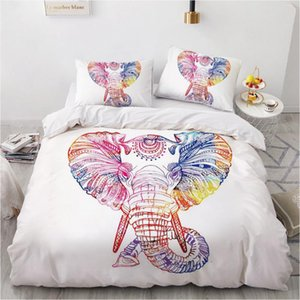 Classic 3D Design Custom Duvet Cover Set Comforter Bedding Set Full King Queen Double Single Size Home Textile