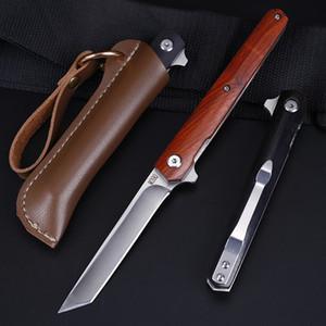 203 millimetri nuovo pieghevole lama tattica di sopravvivenza Pocket Knife M390 lama in acciaio campeggio esterna di caccia Lame per l'autodifesa EDC strumento