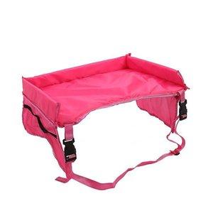 Waterproof Baby Table Car Seat Tray Storage Kids Toys Infant Stroller Holder Storage Kids Toy Baby Stroller Holder Food Desk