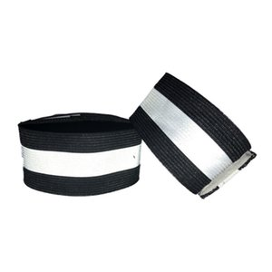 Outdoor Segurança Reflective Arm Banda Belt Sports Night bicicleta Correndo bicicleta Reflective Material da cinta 2018