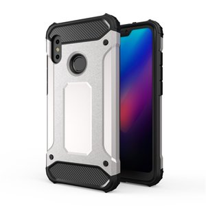 Dual Layer Rugged Armor Hybrid Case Cover for Xiaomi Redmi Note 5A Prime Mi 5X A1 Max 2 6 Plus Shockproof