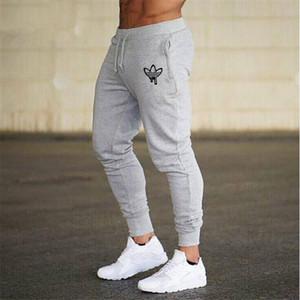 Mens Pantaloni Pantaloni Fitness Corsa Pantaloni Uomo Abbigliamento sportivo palestra Pantaloni di tuta Skinny Sweatpants Pantaloni Homme Palestre Jogger pista