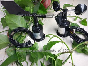 Fabrikadan Rüzgar Yönü Sensörü ARTI Rüzgar Hızı Sensörü RS485 / RS232 / 4-20mA / 0-5V Çoklu Güç Kaynağı ve Çıktıları Mevcuttur