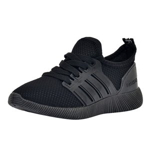 SAGACE 2020 men's shoes couple models large size breathable mesh training new solid color comfortable casual sports shoes